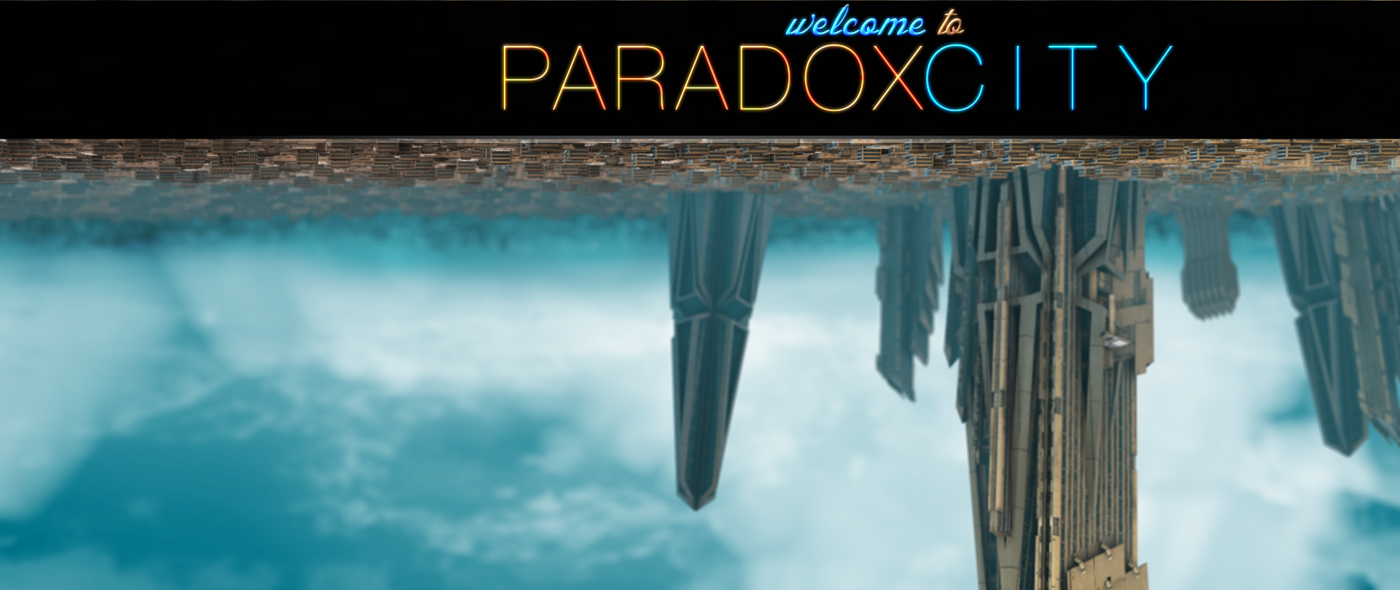 Paradox City banner