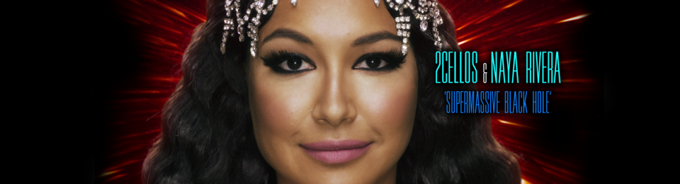 """Perez Hilton on """"Supermassive Black Hole"""" Cover by Naya Rivera and 2CELLOs"""
