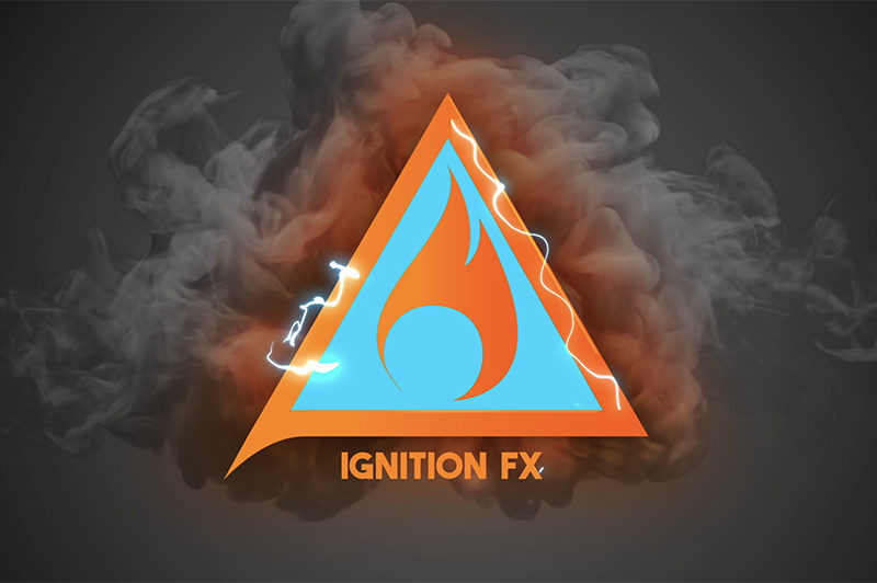 Ignition Logo Animation 2018