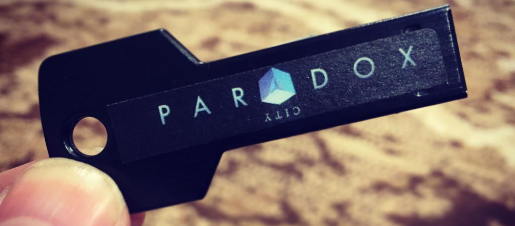 paradox key